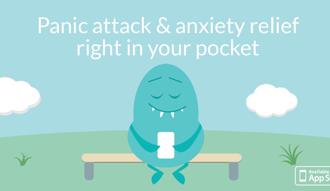 Rootd App for panic attacks